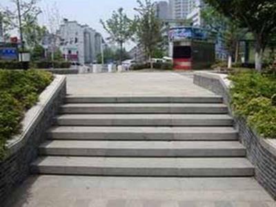 五莲灰楼梯踏步板